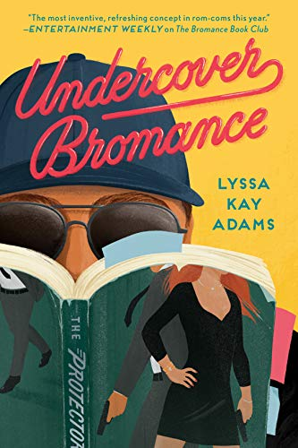 Undercover Bromance is one of the most anticipated new romance book releases for March 2020.