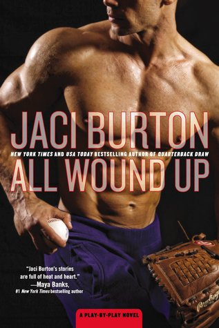 All Wound Up is one of the best sports romance books.