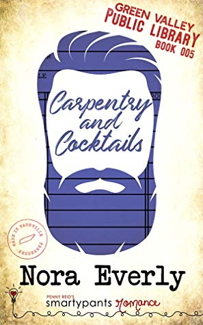 Carpentry and Cocktails  is one of the most anticipated new romance book releases for April 2020.