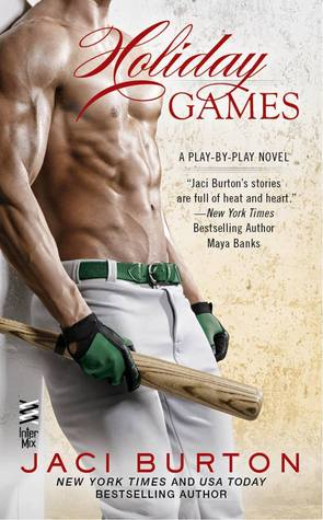 Holiday Games is one of the best sports romance books.