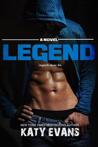 Legend is one of the best sports romance books.