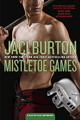 Mistletoe Games is one of the best sports romance books.