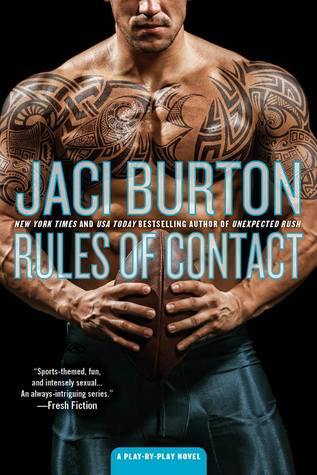 Rules of Contact is one of the best sports romance books.