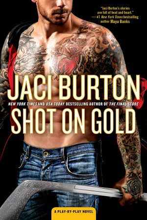 Shot on Gold is one of the best sports romance books.