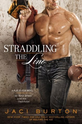 Straddling the Line is one of the best sports romance books.