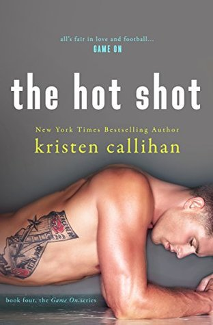 The Hot Shot is one of the best sports romance books.