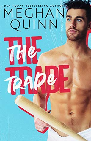 The Trade is the latest contemporary sports romance book by Meghan Quinn that released in March 2020. If you love romance books where the nice guy gets the girl, then you'll love this must read book. Book review by She Reads Romance Books