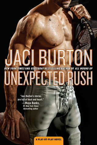 Unexpected Rush is one of the best sports romance books.