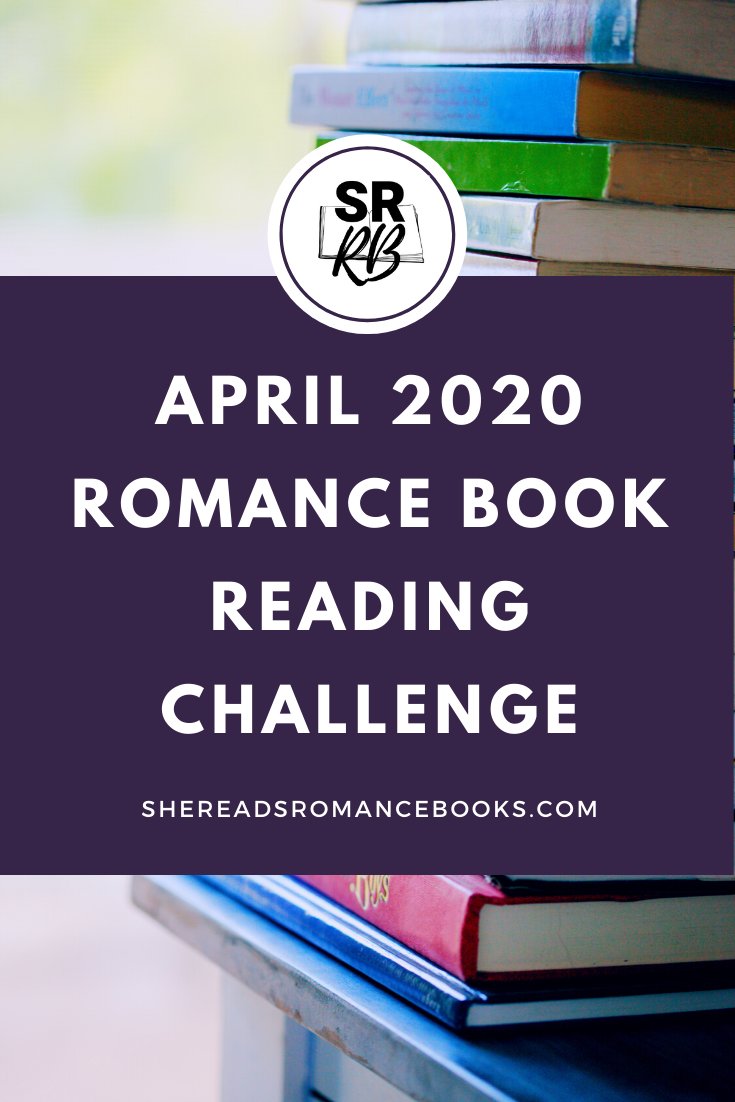 Join in the April 2020 Romance Book Reading Challenge by She Reads Romance Books. This month we are reading a historical romance book.