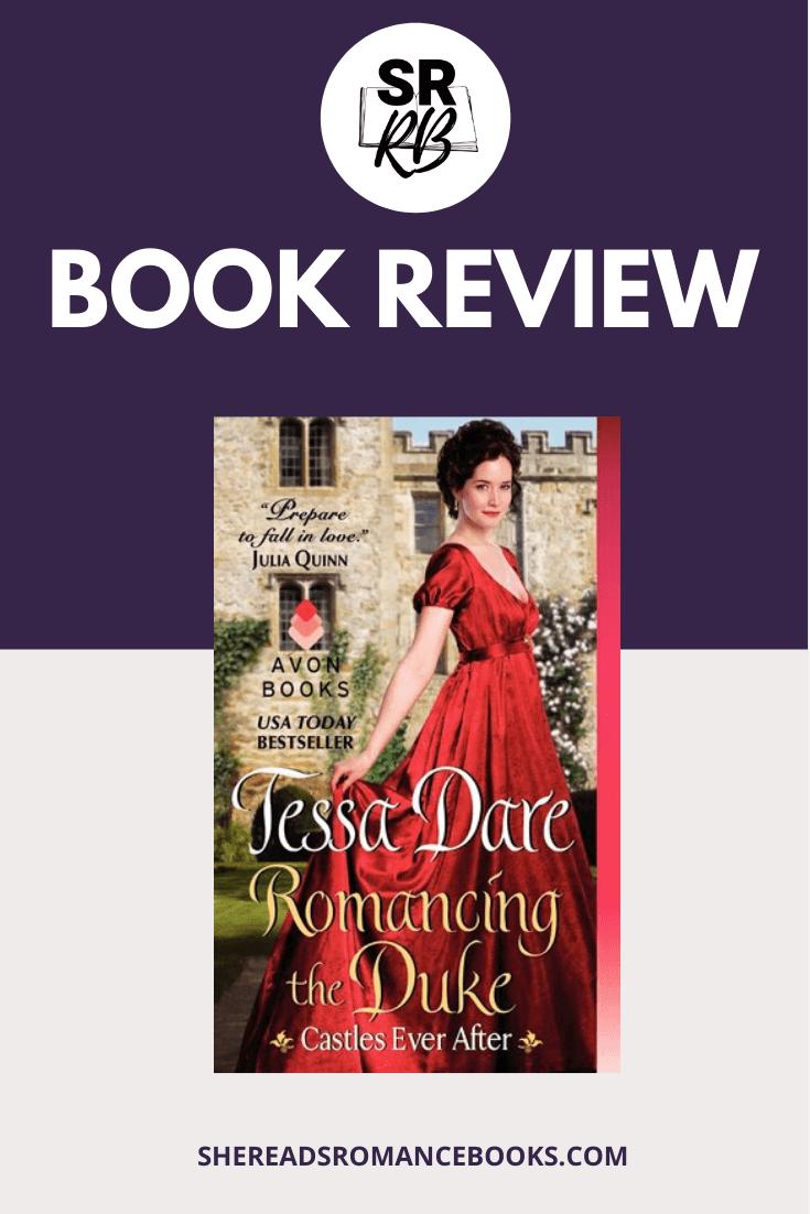 Romancing the Duke Book Review
