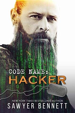 Code Name: Hacker is the latest romance book release in March 2020 by popular romance book author, Sawyer Bennett. Fans of romantic suspense will enjoy this quick read. Read the full book review by romance book blogger, She Reads Romance Books.
