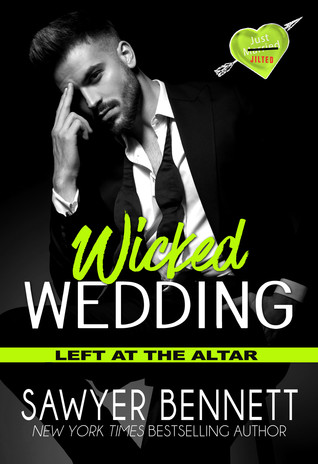 Wicked Wedding is part of a must read romance series.