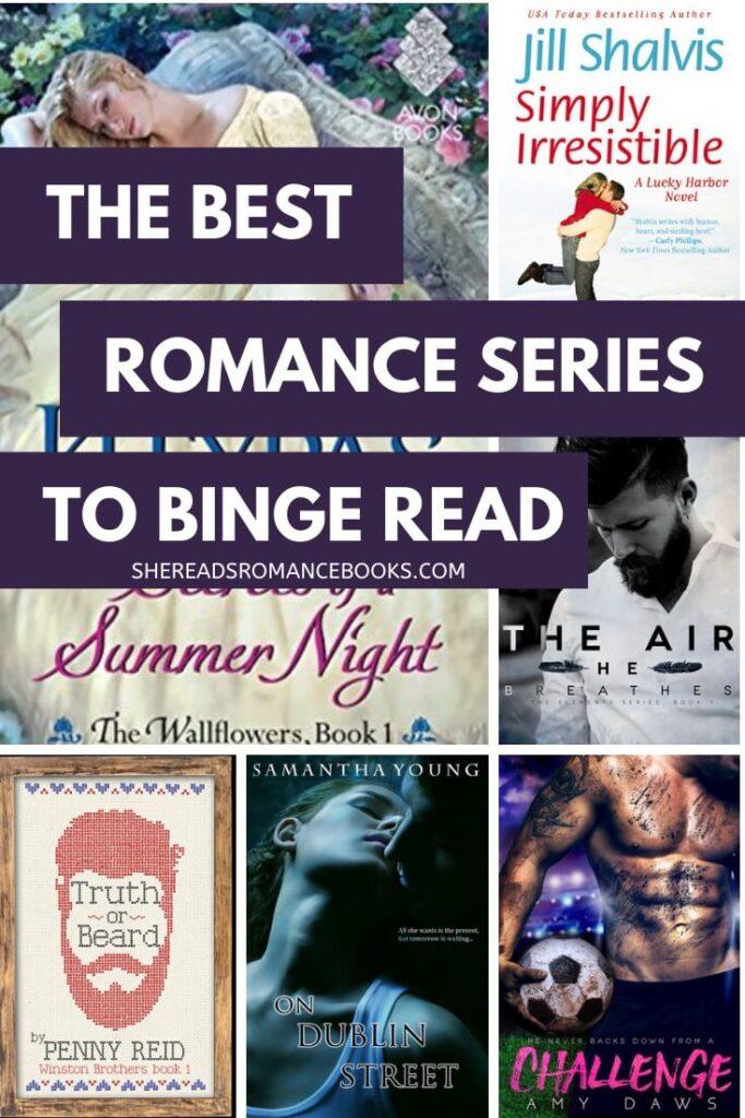 Best Romance Series to Binge Read