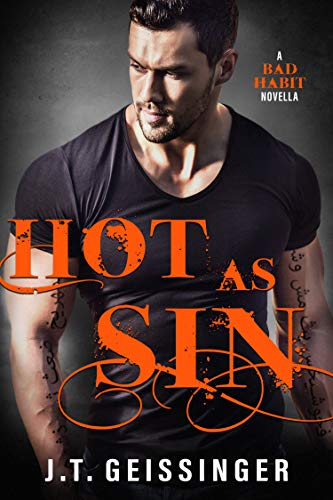 Hot As Sin is part of a must read romance series.