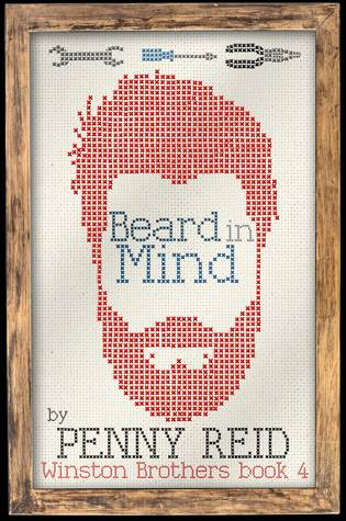 Beard in Mind by Penny Reid made the list of best romance books featuring a hero or heroine dealing with a mental disorder or mental health condition.