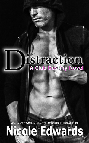 Distraction by Nicole Edwards made the list of best romance books featuring a hero or heroine dealing with a mental disorder or mental health condition.