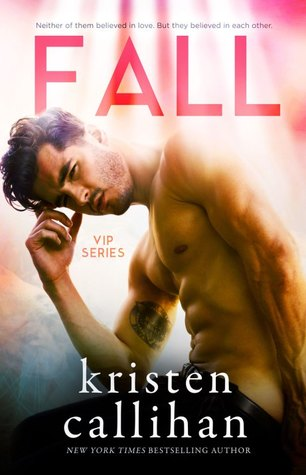 Fall by Kristen Callihan made the list of best romance books featuring a hero or heroine dealing with a mental disorder or mental health condition.