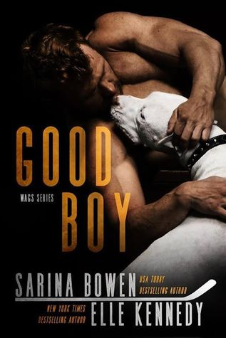 Good Boy  by Sarina Bowen and Elle Kennedy is one of the best hockey romance books worth reading