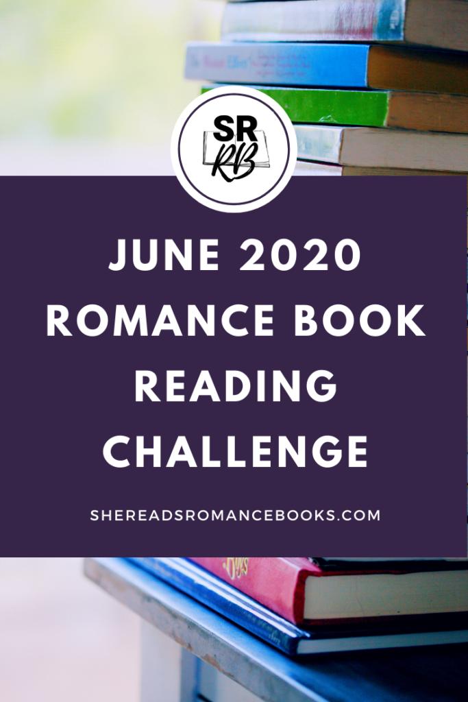 June 2020 Romance Book Reading Challenge