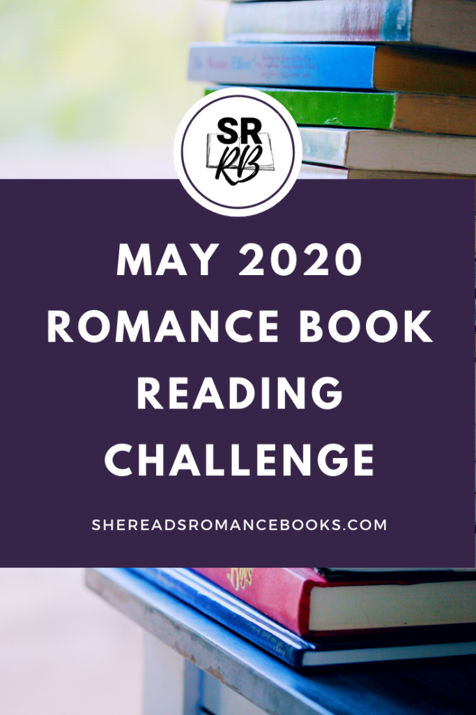 Join in the May 2020 Romance Book Reading Challenge by She Reads Romance Books. This month we are reading an office romance book.