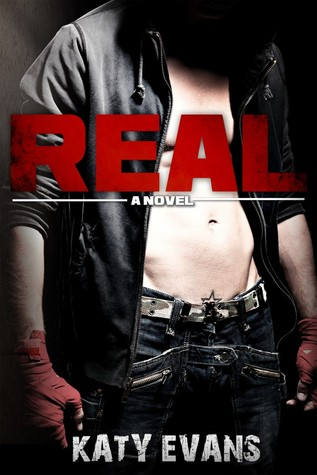 Real by Katy Evans made the list of best romance books featuring a hero or heroine dealing with a mental disorder or mental health condition.