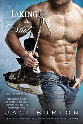 Taking a Shot is one of the best sports romance books.