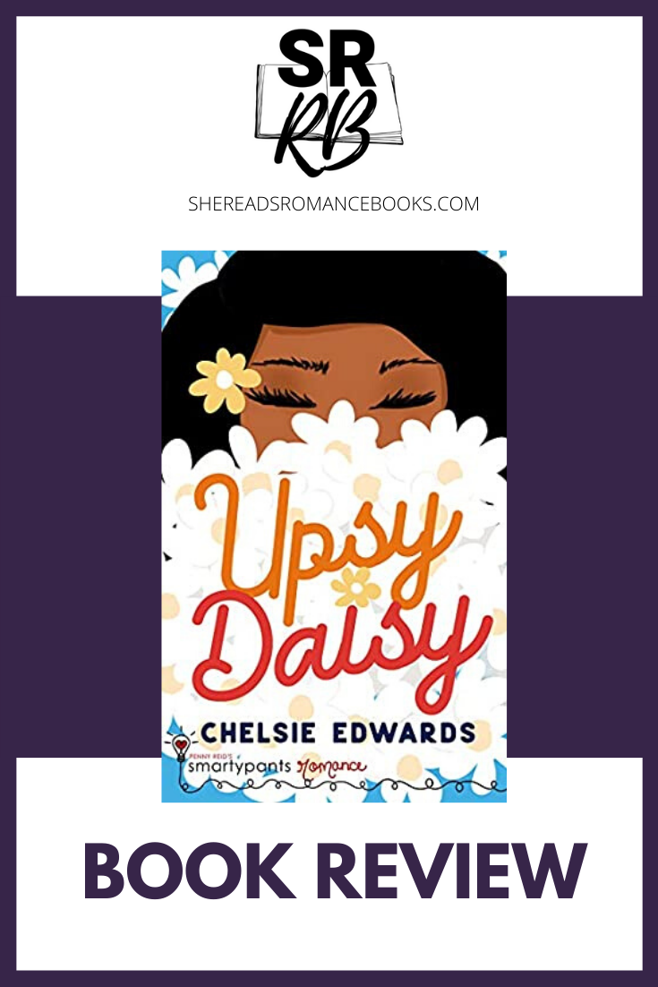 Upsy Daisy by Chelsie Edwards is a new romance book released in May 2020. Go back in time to the 1970s with this college romance that looks at love, friendship, loyalty, forgiveness and grace. Check out my full book review by She Reads Romance Books.