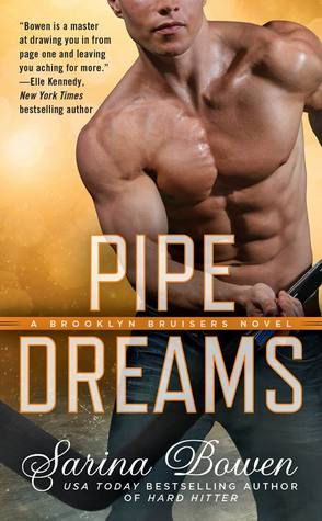 Pipe Dreams  by Sarina Bowen is one of the best hockey romance books worth reading