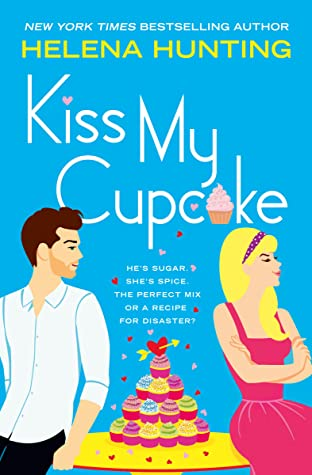 Kiss My Cupcake is a new romance book to read the summer of 2020.