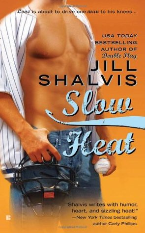 Slow Heat  by Jill Shalvis is one of the best baseball romance books worth reading