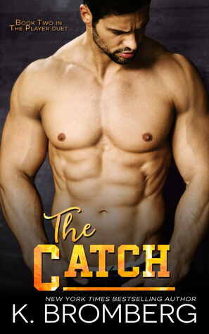 The Catch  by K Bromberg is one of the best baseball romance books worth reading
