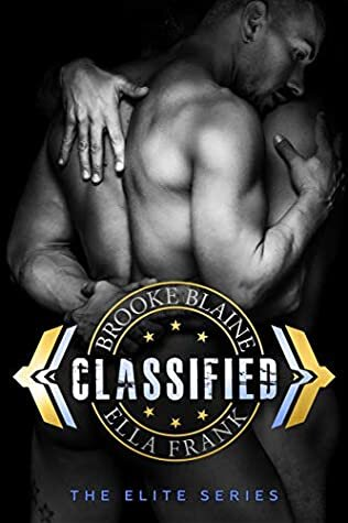 Classified book cover