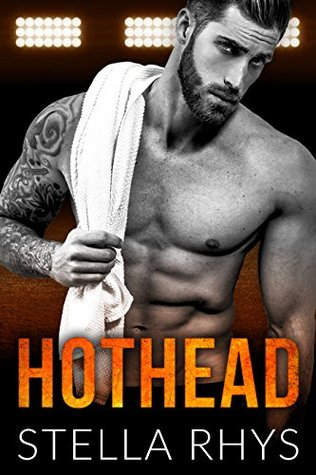 Hothead  by Stella Rhys is the latest, all-time favorite romance book read by romance book blogger, She Reads Romance Books. It's a contemporary, fake relationship romance with a sexy baseball player. Read her full book review to see if you'll find this book worth reading too.