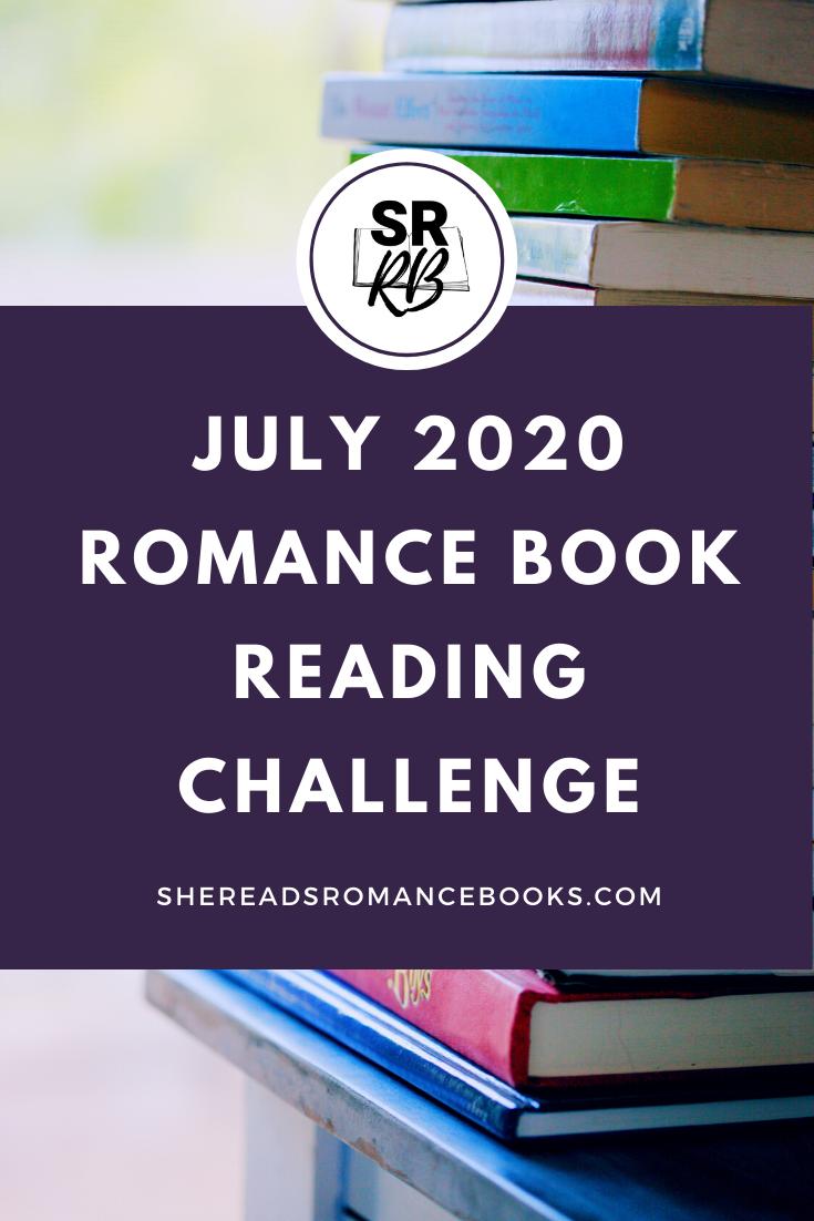 July 2020 Romance Book Reading Challenge