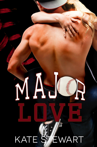 Major Love by Kate Stewart is one of the best baseball romance books worth reading