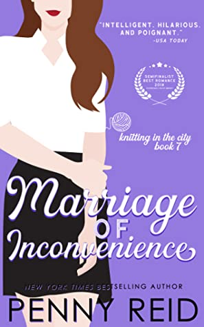 Marriage of Inconvenience is one of the best billionaire romance novels worth reading.