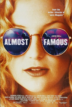 Almost Famous movie cover.