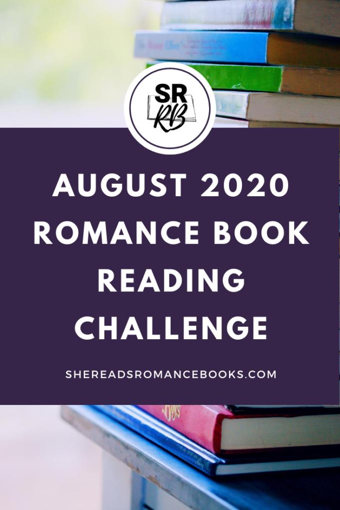 August 2020 Romance Book Reading Challenge