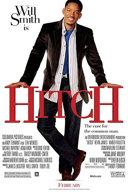 Hitch movie cover.