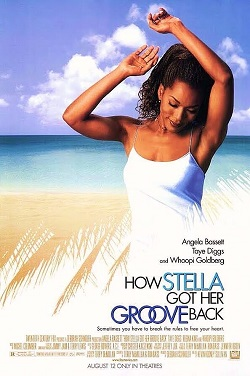 How Stella Got Her Groove Back movie cover.
