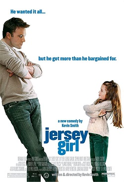 Jersey Girl movie cover