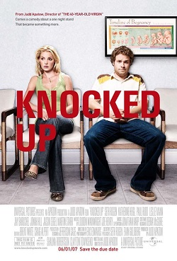 Knocked Up movie cover