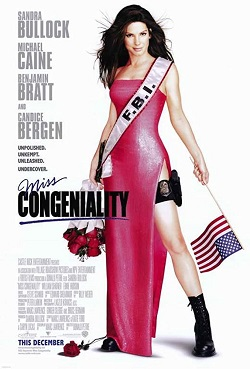 Miss Congeniality movie cover