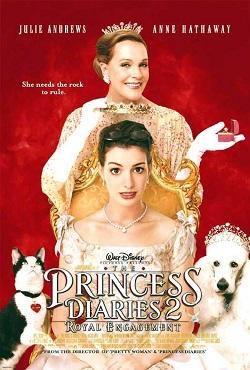 Princess Diaries movie cover
