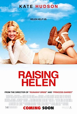 Raising Helen movie cover