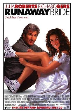 Runaway Bride movie cover