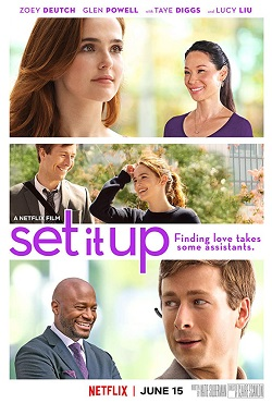 Set It up movie cover