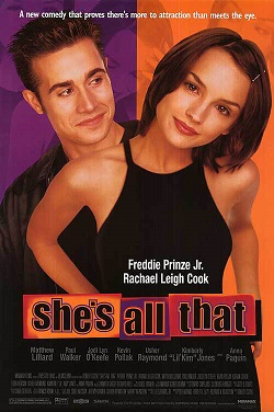 She's All That movie cover.