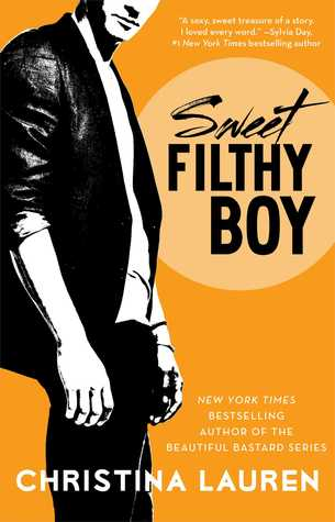 Sweet Filthy Boy book cover