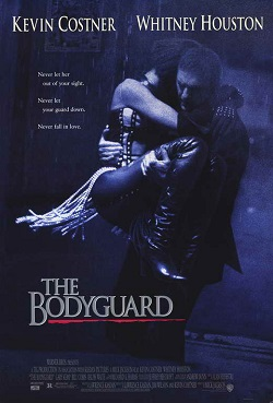 The Bodyguard movie cover